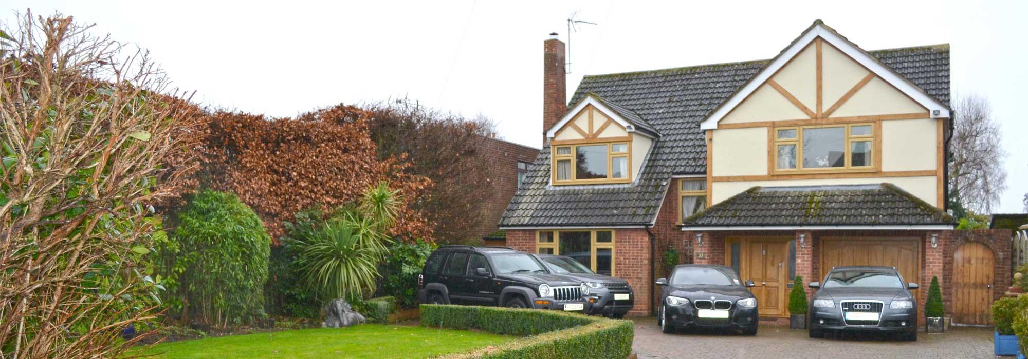 Stratfield Drive, Broxbourne, Hertfordshire, EN10 7NU