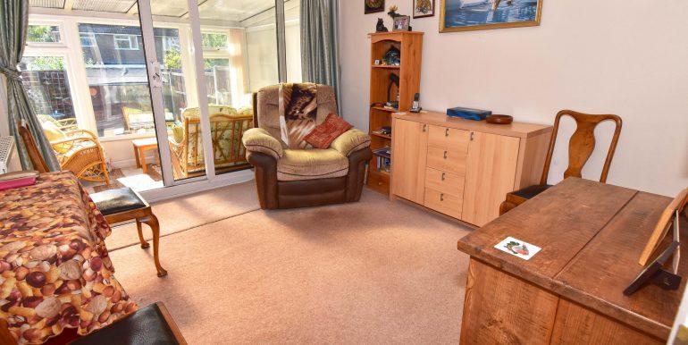 Bedroom Three-Second Sitting Room