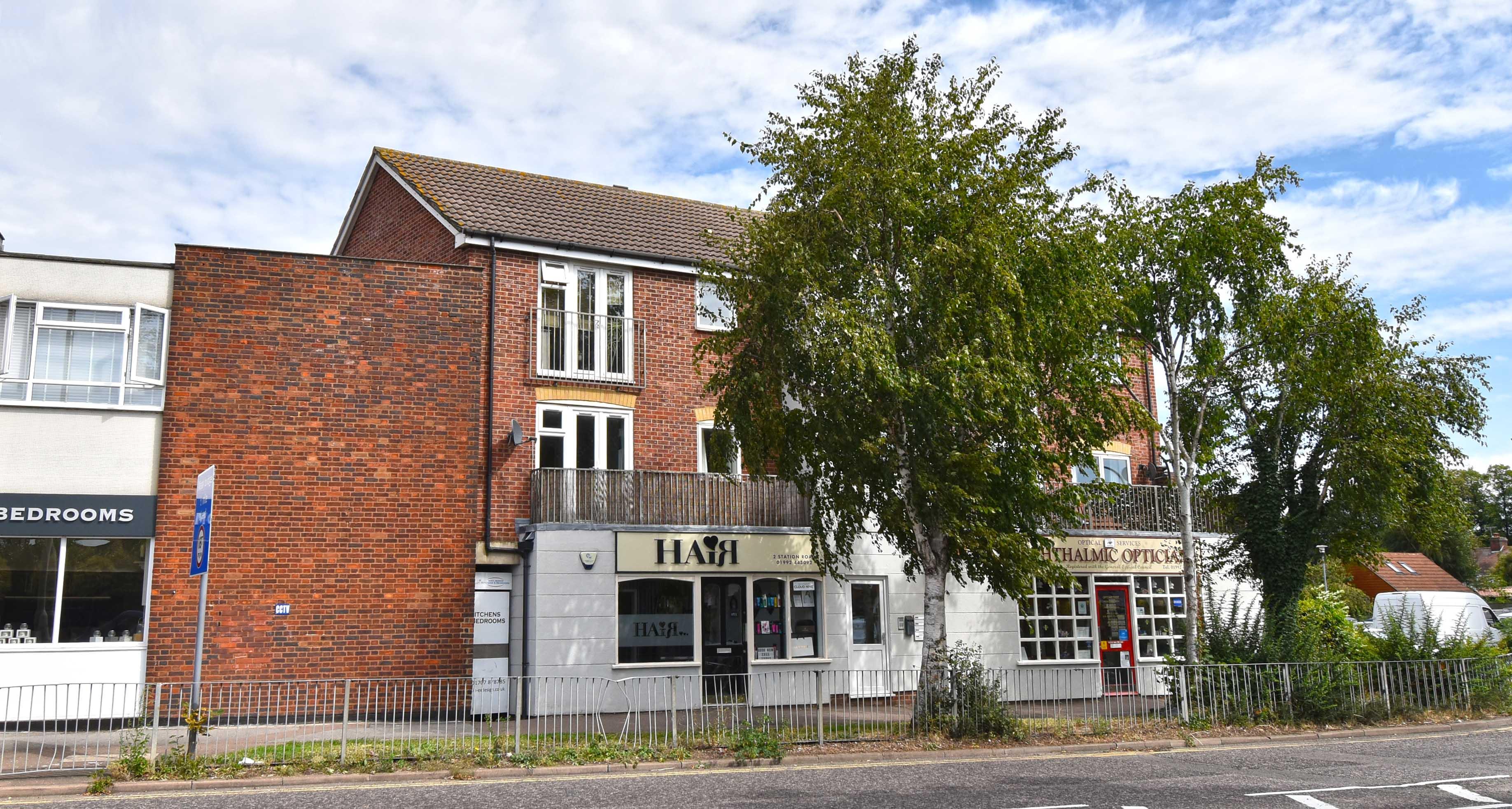 Station Road, Broxbourne, Hertfordshire, EN10 7QU
